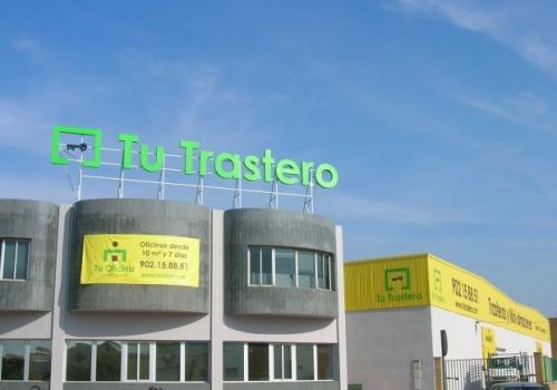 Tu Trastero – Centro Sevilla