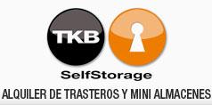 TKB - Trasteros en San Sebastían