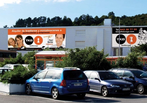 TKB, Alquiler de Trasteros en San Sebastián, Donosti