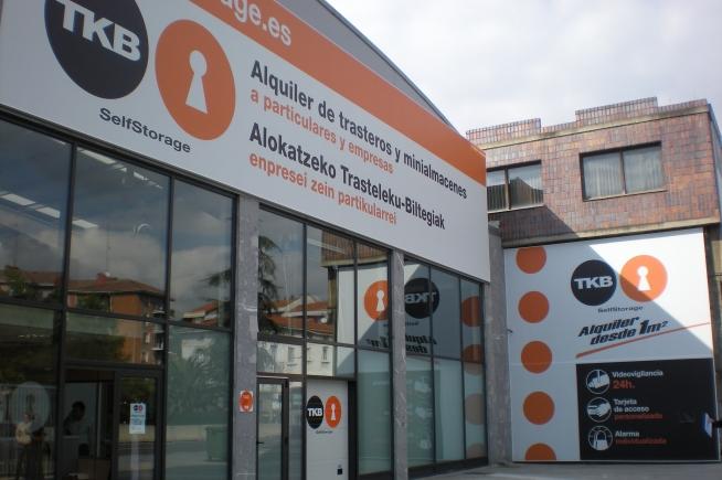TKB, Alquiler de Trasteros en Bilbao