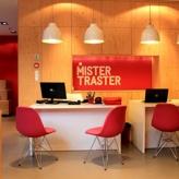 Mister Traster – Centro Sagrada Familia (Eixample) – Barcelona